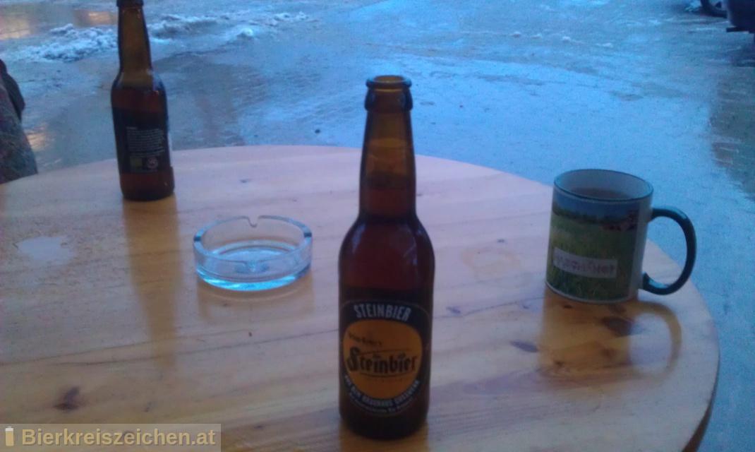 Foto eines Bieres der Marke Urban-keller's Steinbier aus der Brauerei Brauerei Gusswerk