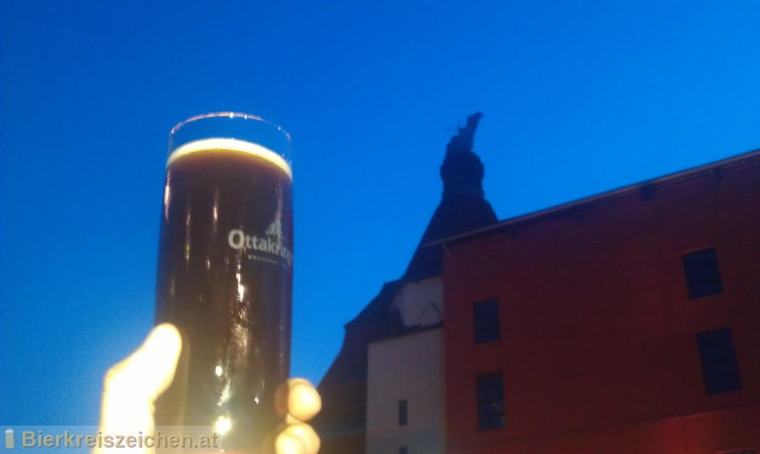 Foto eines Bieres der Marke Horny Betty aus der Brauerei Brauerei Gusswerk