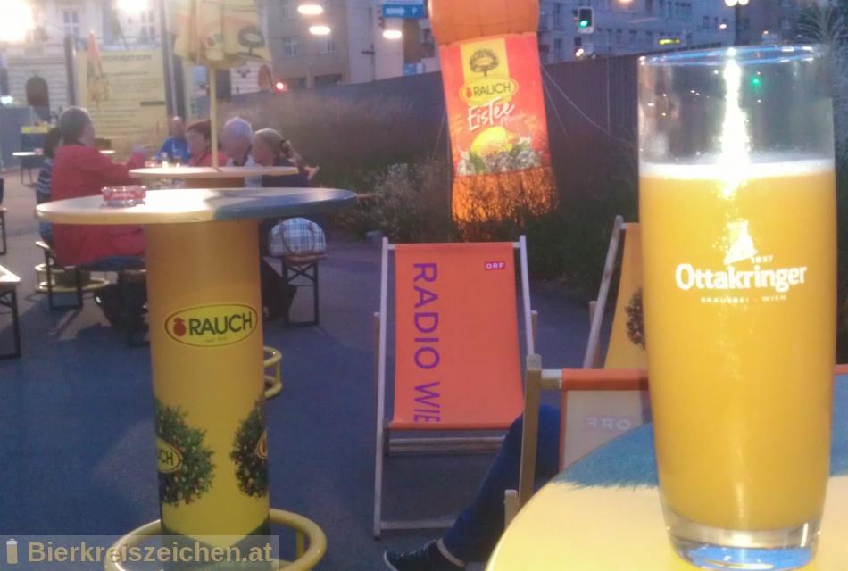 Foto eines Bieres der Marke Bierzauberei Austria Pale Ale aus der Brauerei Bierzauberei®