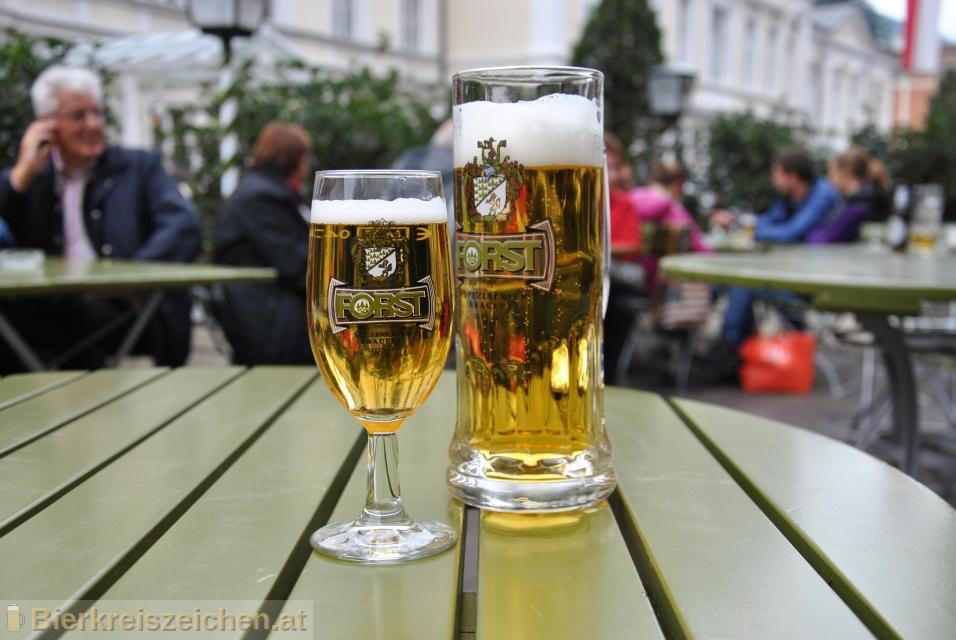 Foto eines Bieres der Marke Forst Kronen aus der Brauerei Forst