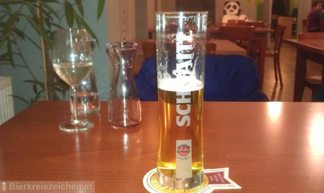 Foto eines Bieres der Marke Schnaitl Original aus der Brauerei Brauerei Schnaitl