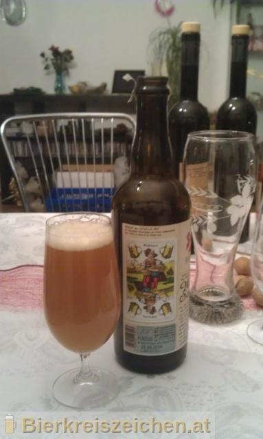 Foto eines Bieres der Marke Wildshuter Sortenspiel aus der Brauerei Stieglbrauerei