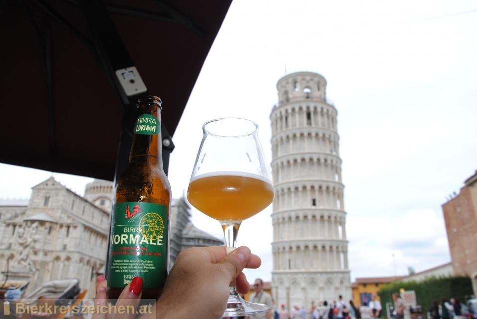 Foto eines Bieres der Marke Birra Lurisia - Normale aus der Brauerei Birrificio Baladin