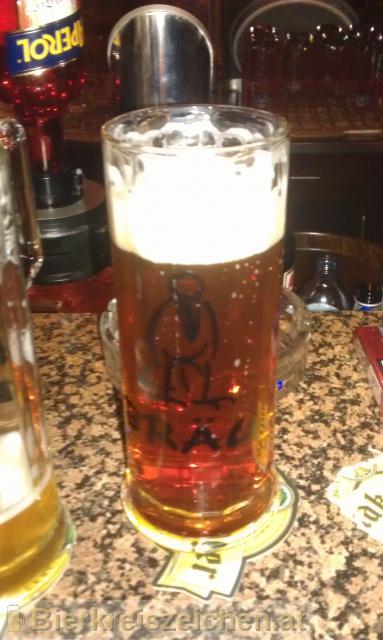 Foto eines Bieres der Marke Bettelstudent - Hausbier Dunkel aus der Brauerei Braugasthof Schmidt - Rabenbräu