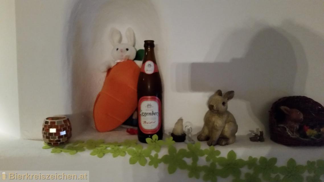 Foto eines Bieres der Marke Schloss Eggenberg - Premium Bier  aus der Brauerei Brauerei Schloss Eggenberg