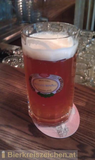 Foto eines Bieres der Marke Salm Bräu Märzen aus der Brauerei Salm Bräu GmbH