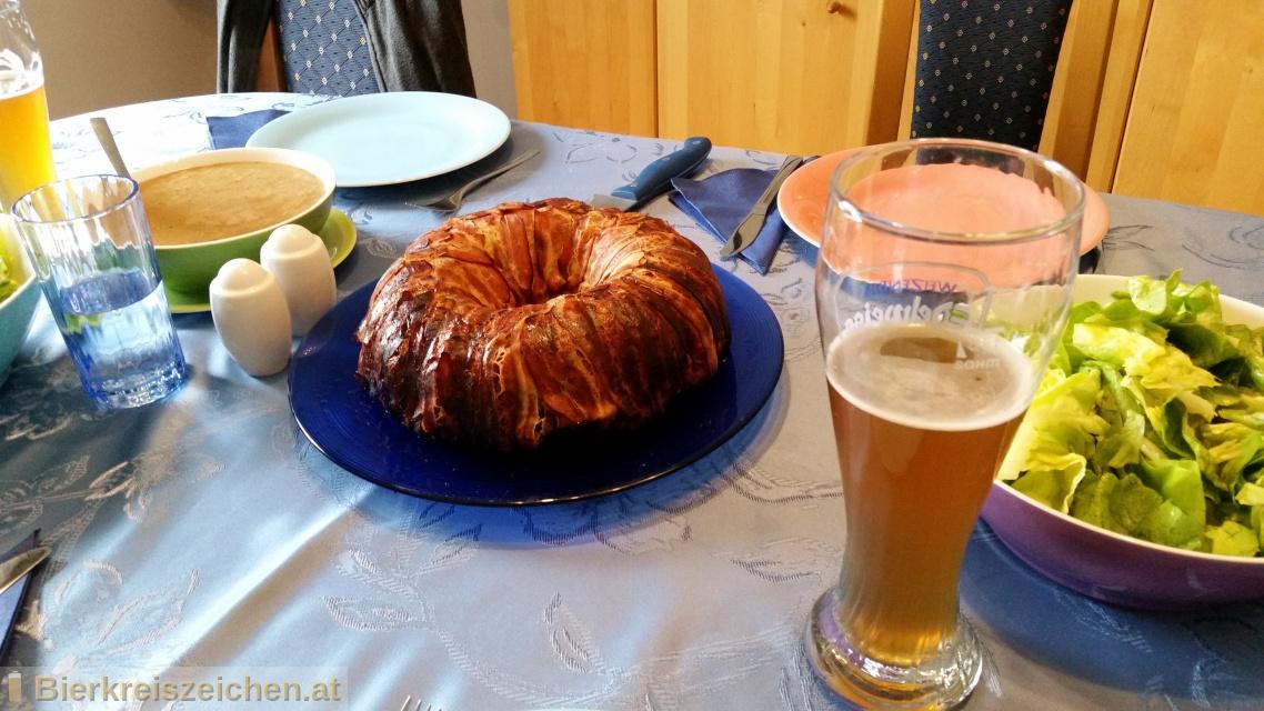 Foto eines Bieres der Marke Jacob Weissbier aus der Brauerei Familienbrauerei Jacob