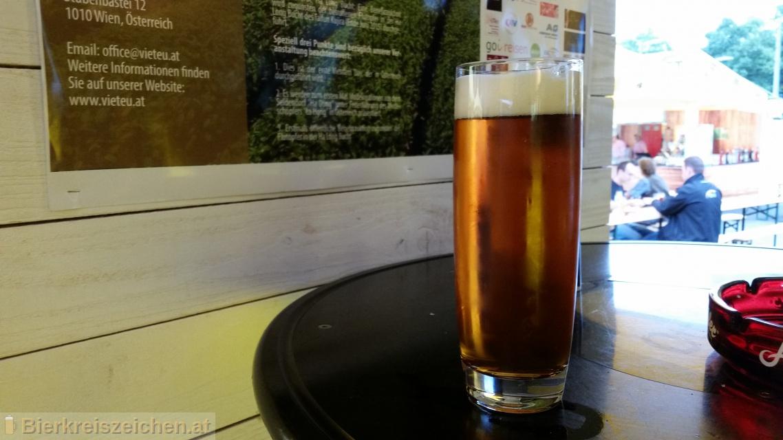 Foto eines Bieres der Marke Birra Antoniana Altinate aus der Brauerei Birrificio Antoniano