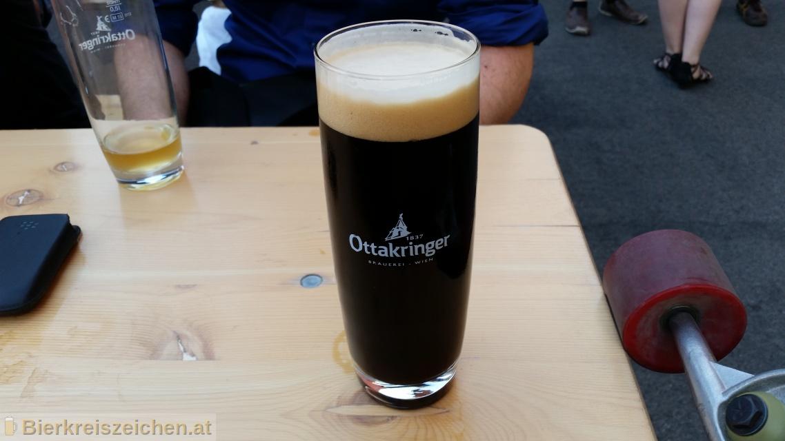 Foto eines Bieres der Marke Human Fish Stout aus der Brauerei Human Fish Brewery
