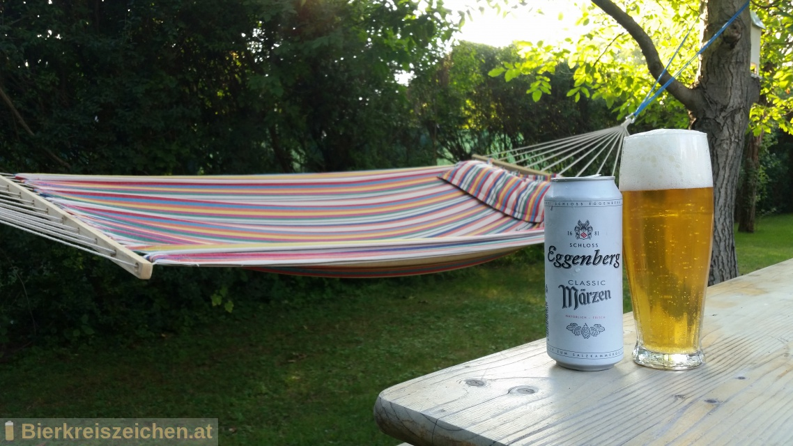 Foto eines Bieres der Marke Schloss Eggenberg -  Classic Märzen aus der Brauerei Brauerei Schloss Eggenberg