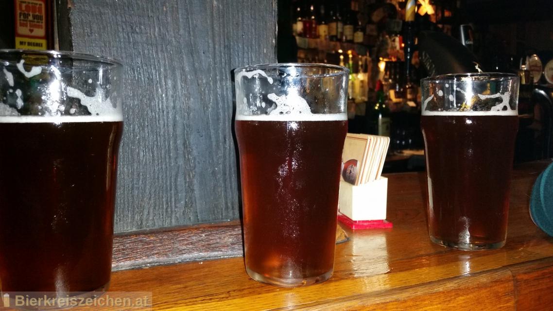 Foto eines Bieres der Marke Murphy's Irish Red aus der Brauerei Murphy Brewery Ireland