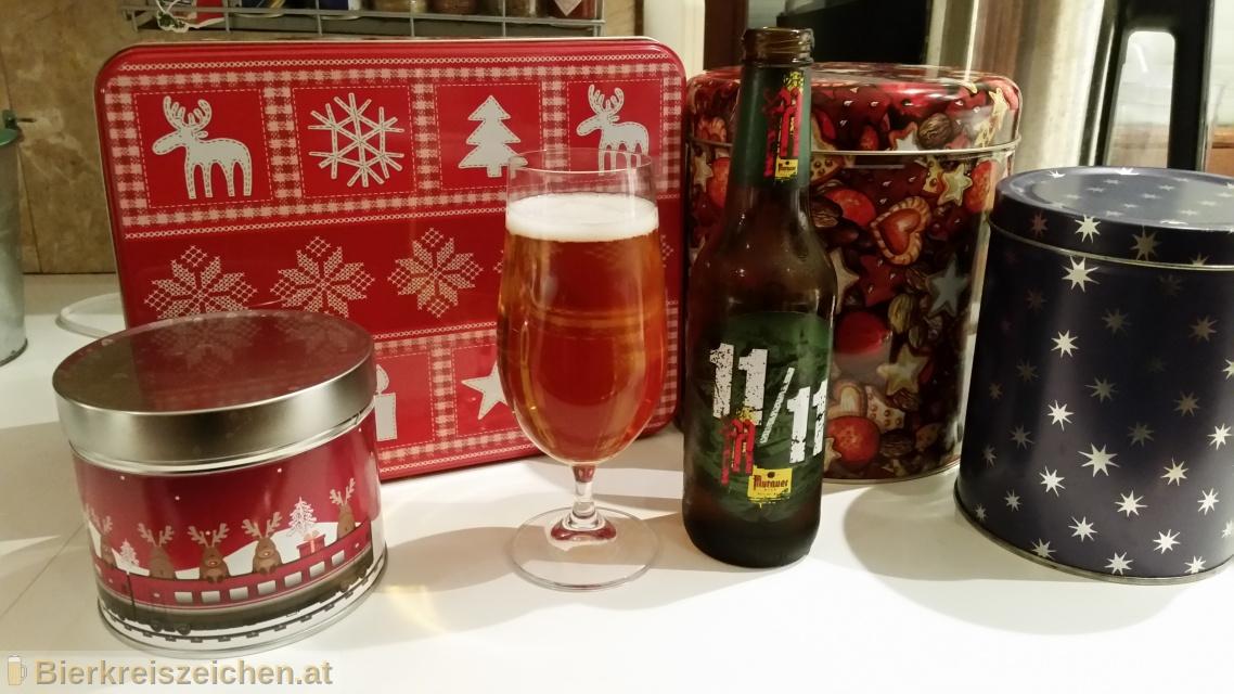 Foto eines Bieres der Marke Murauer 11/11 aus der Brauerei Brauerei Murau