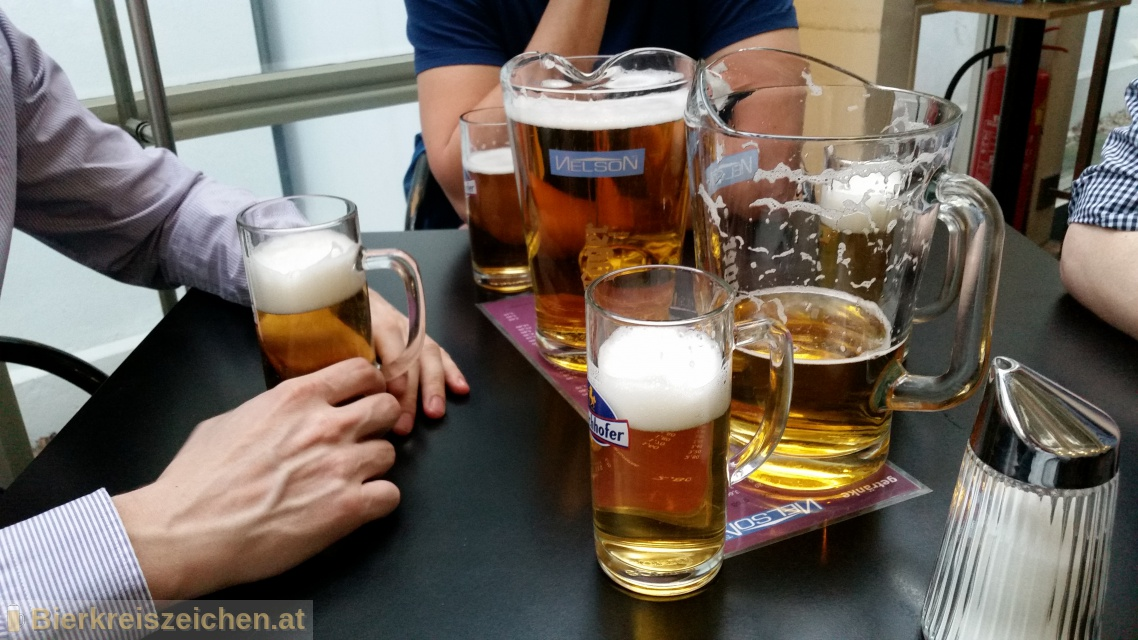 Foto eines Bieres der Marke Egger Märzen aus der Brauerei Privatbrauerei Egger