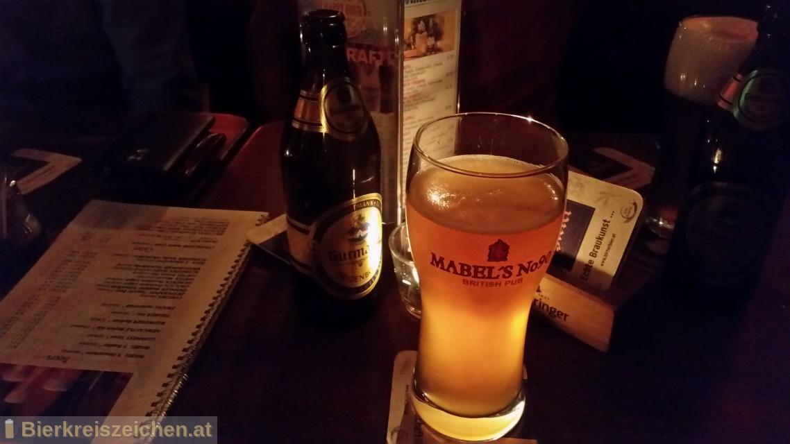 Foto eines Bieres der Marke Gutmann Hefeweizen Hell aus der Brauerei Brauerei Gutmann