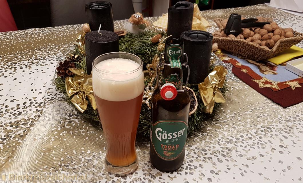 Foto eines Bieres der Marke Stifts-Troad aus der Brauerei Brauerei Göss