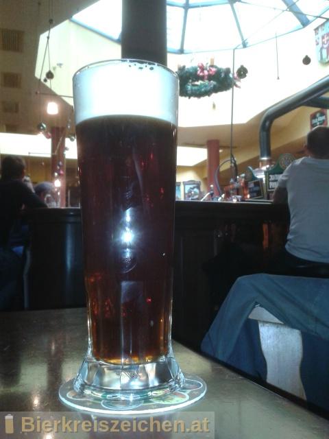 Foto eines Bieres der Marke 7Stern Bamberger Rauchbier aus der Brauerei Siebenstern Bräu