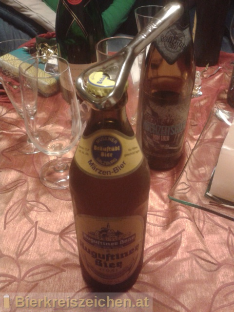 Foto eines Bieres der Marke Augustiner Märzenbier