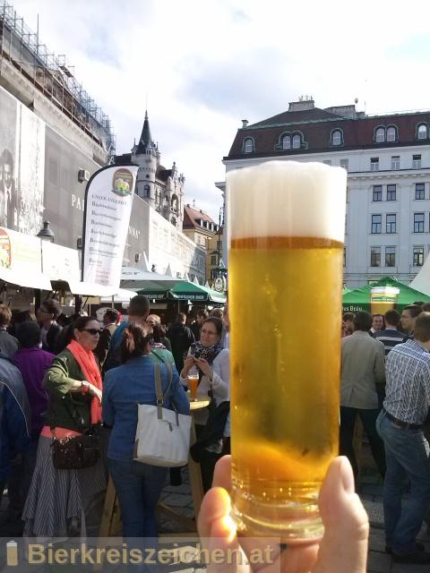 Foto eines Bieres der Marke Kadlez Pils aus der Brauerei Brauerei Kadlez