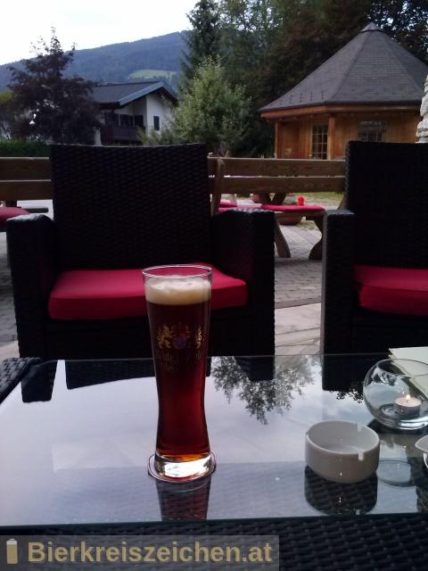Foto eines Bieres der Marke König Ludwig Dunkel aus der Brauerei König Ludwig Schlossbrauerei Kaltenberg