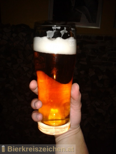 Foto eines Bieres der Marke Staropramen Premium beer aus der Brauerei Staropramen