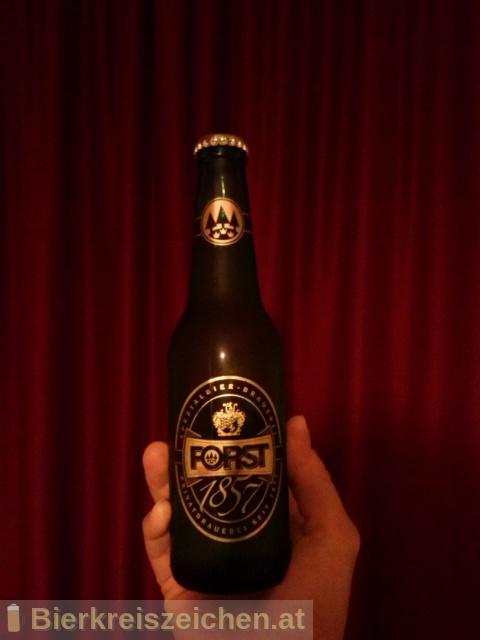 Foto eines Bieres der Marke Forst 1857 aus der Brauerei Forst