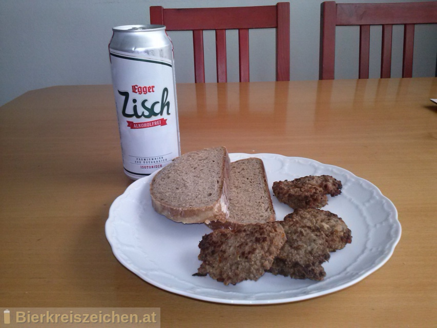 Foto eines Bieres der Marke Egger Zisch aus der Brauerei Privatbrauerei Egger
