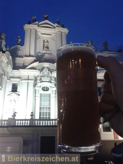 Foto eines Bieres der Marke Schremser Bio Roggen aus der Brauerei Brauerei Schrems