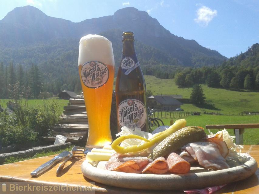 Foto eines Bieres der Marke Maisel's Weisse Original aus der Brauerei Brauerei Gebr. Maisel
