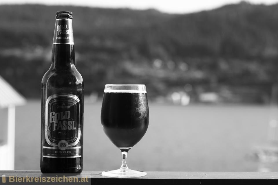 Foto eines Bieres der Marke Ottakringer Dunkles aus der Brauerei Ottakringer Brauerei