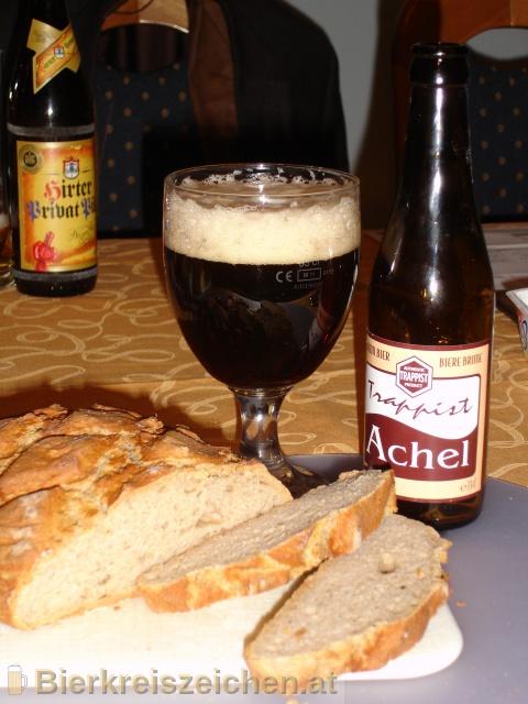 Foto eines Bieres der Marke Achel Bruin 5° aus der Brauerei Achel