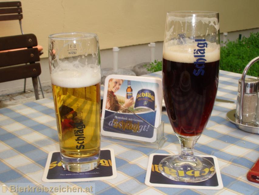 Foto eines Bieres der Marke Schlägl Malz König aus der Brauerei Stiftsbrauerei Schlägl
