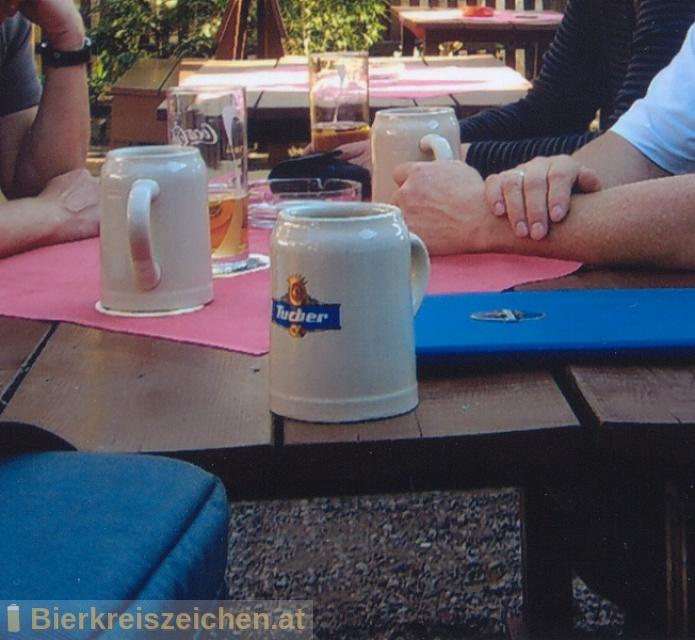 Foto eines Bieres der Marke Tucher Original Urbräu aus der Brauerei Tucher Bräu