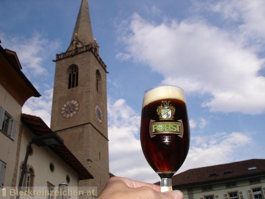 Foto eines Bieres der Marke Forst Sixtus aus der Brauerei Forst
