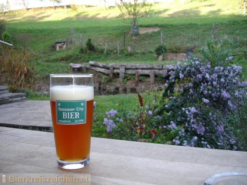 Foto eines Bieres der Marke Nassauer City Bier - Ale aus der Brauerei Nassauer City Bier