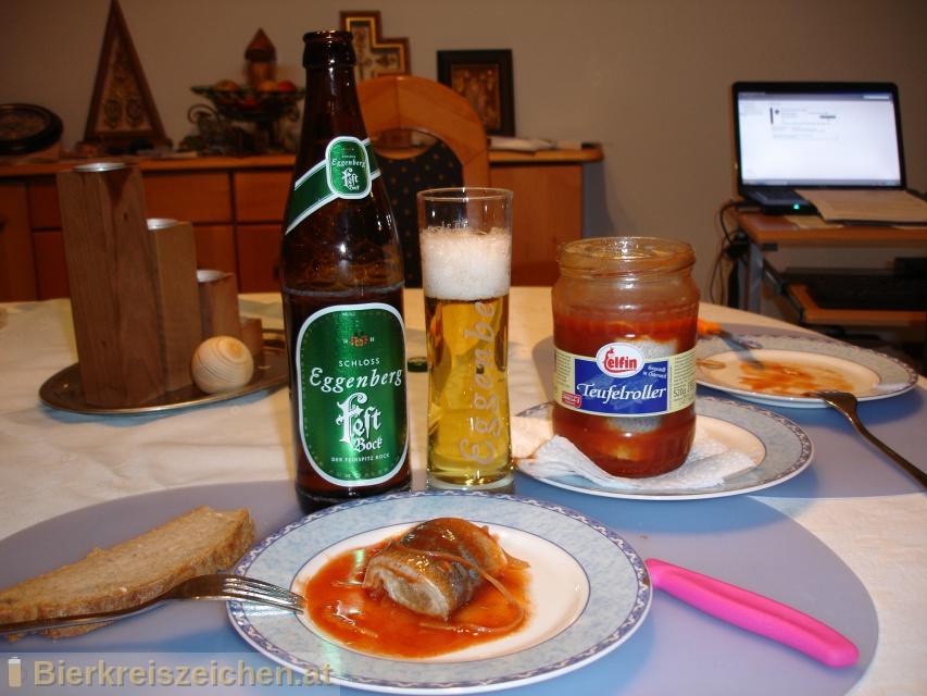 Foto eines Bieres der Marke Schloss Eggenberg - Festbock aus der Brauerei Brauerei Schloss Eggenberg