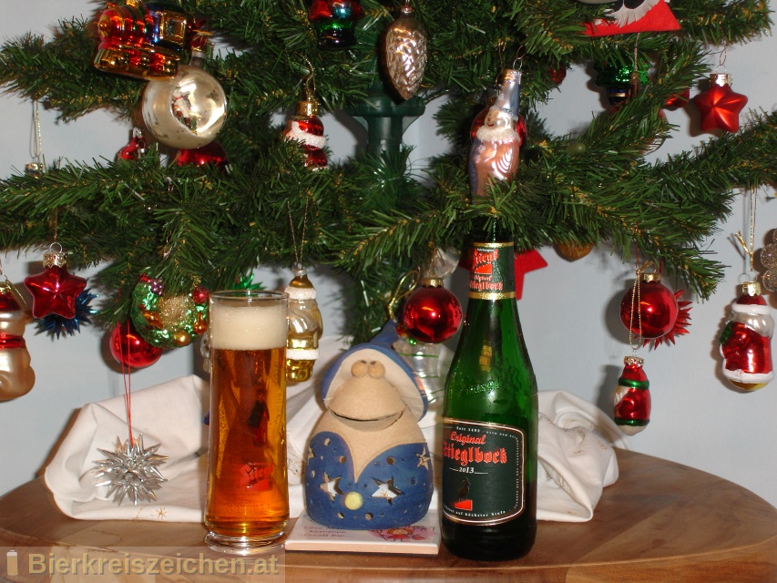 Foto eines Bieres der Marke Original Stieglbock aus der Brauerei Stieglbrauerei