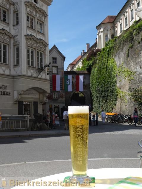 Foto eines Bieres der Marke Grieskirchner Märzen aus der Brauerei Brauerei Grieskirchen