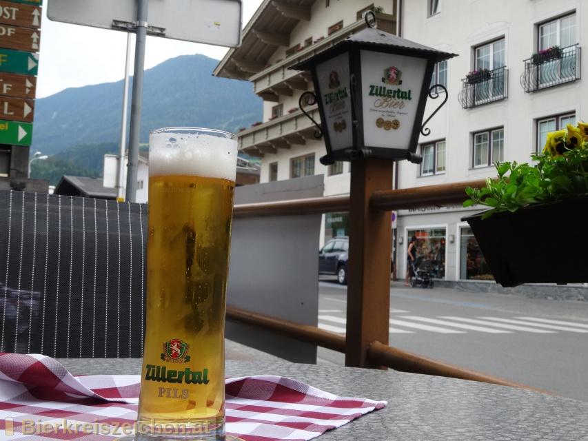 Foto eines Bieres der Marke Zillertal Märzen aus der Brauerei Zillertal Bier