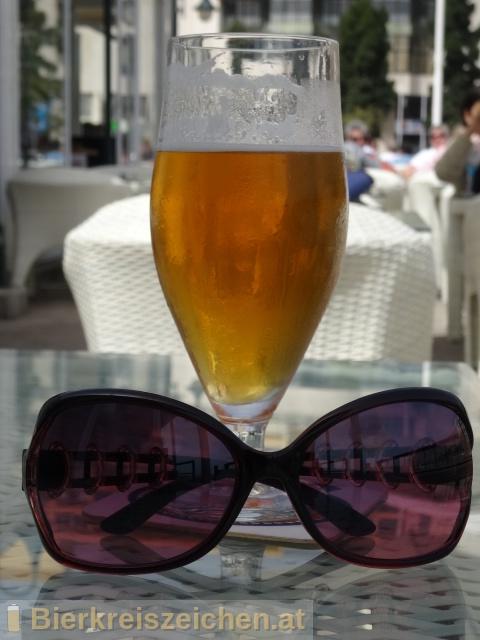Foto eines Bieres der Marke House Beer aus der Brauerei Cervejaria - Beerhouse Madeira