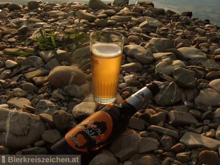 Foto eines Bieres der Marke Raschhofer Lebenskünstler Witbier aus der Brauerei Brauerei Raschhofer