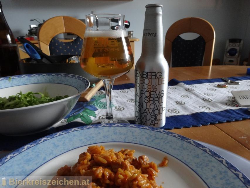 Foto eines Bieres der Marke Schloss Eggenberg - Silver Bottle aus der Brauerei Brauerei Schloss Eggenberg