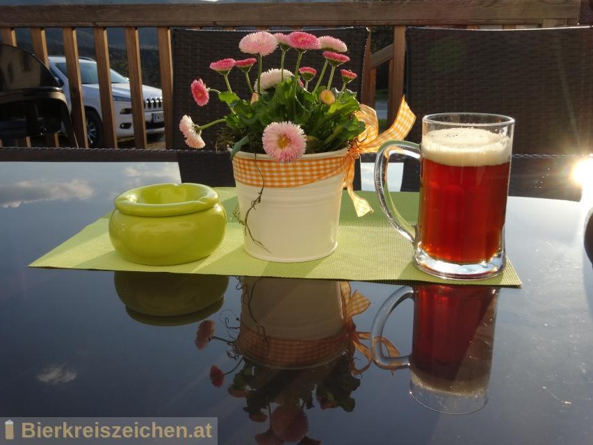 Foto eines Bieres der Marke Moarbräu Mischbier aus der Brauerei Hofbrauerei Moarbräu