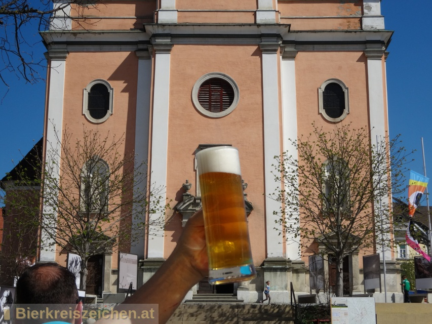 Foto eines Bieres der Marke Das Helle aus der Brauerei Laurenzibräu
