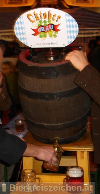 Foto eines Bieres der Marke Zipfer Oktoberbräu aus der Brauerei Brauerei Zipf
