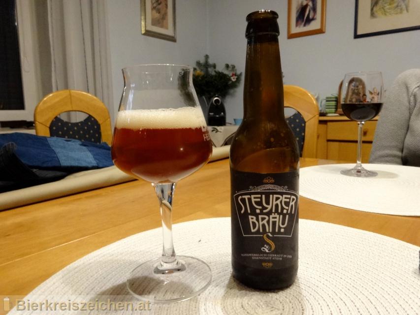 Foto eines Bieres der Marke Zwickl aus der Brauerei Steyrer Hofbräu