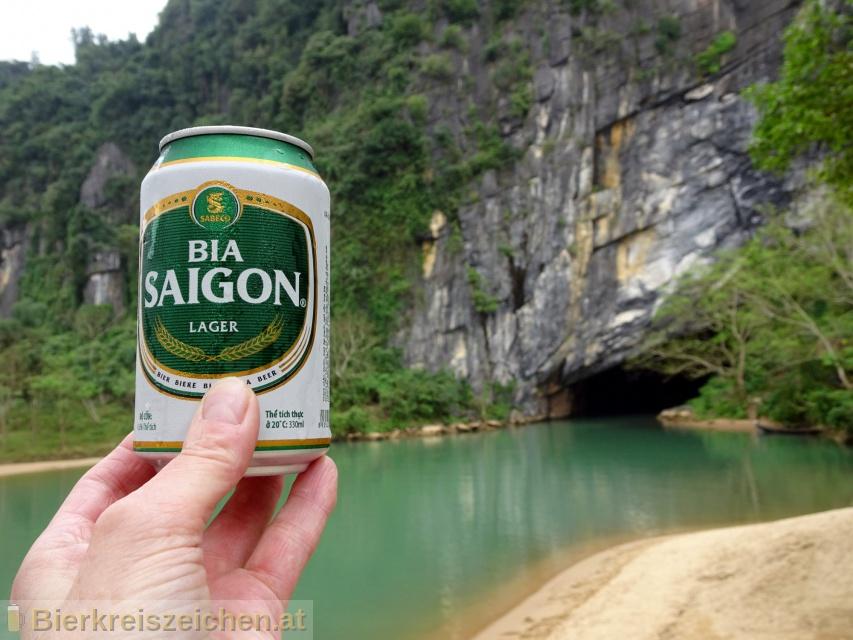 Bild von Bia Saigon Lager