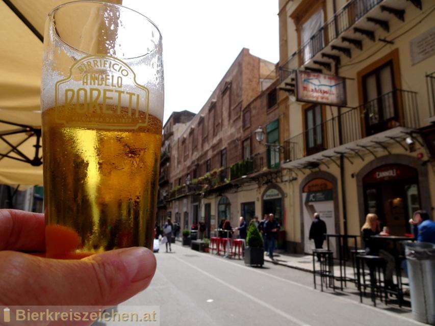 Foto eines Bieres der Marke Chiara Originale aus der Brauerei Carlsberg Italia