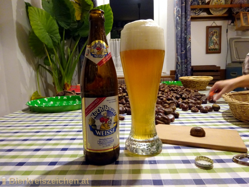 Bild von Kuchlbauer Weisse alkoholfrei