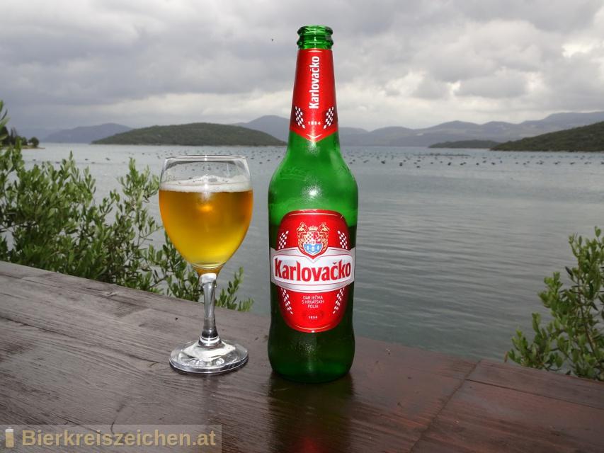 Bild von Karlovačko Svijetlo Pivo