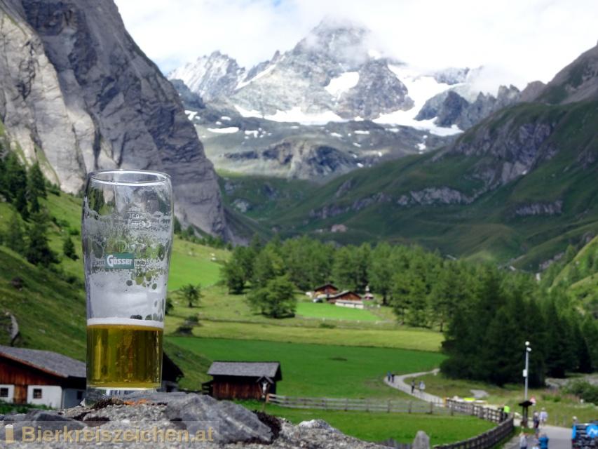 Foto eines Bieres der Marke Falkensteiner Märzen aus der Brauerei Brauerei Falkenstein
